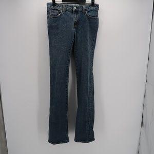 GAP Low Rise Stretch Boot Cut Denim Jeans Pants